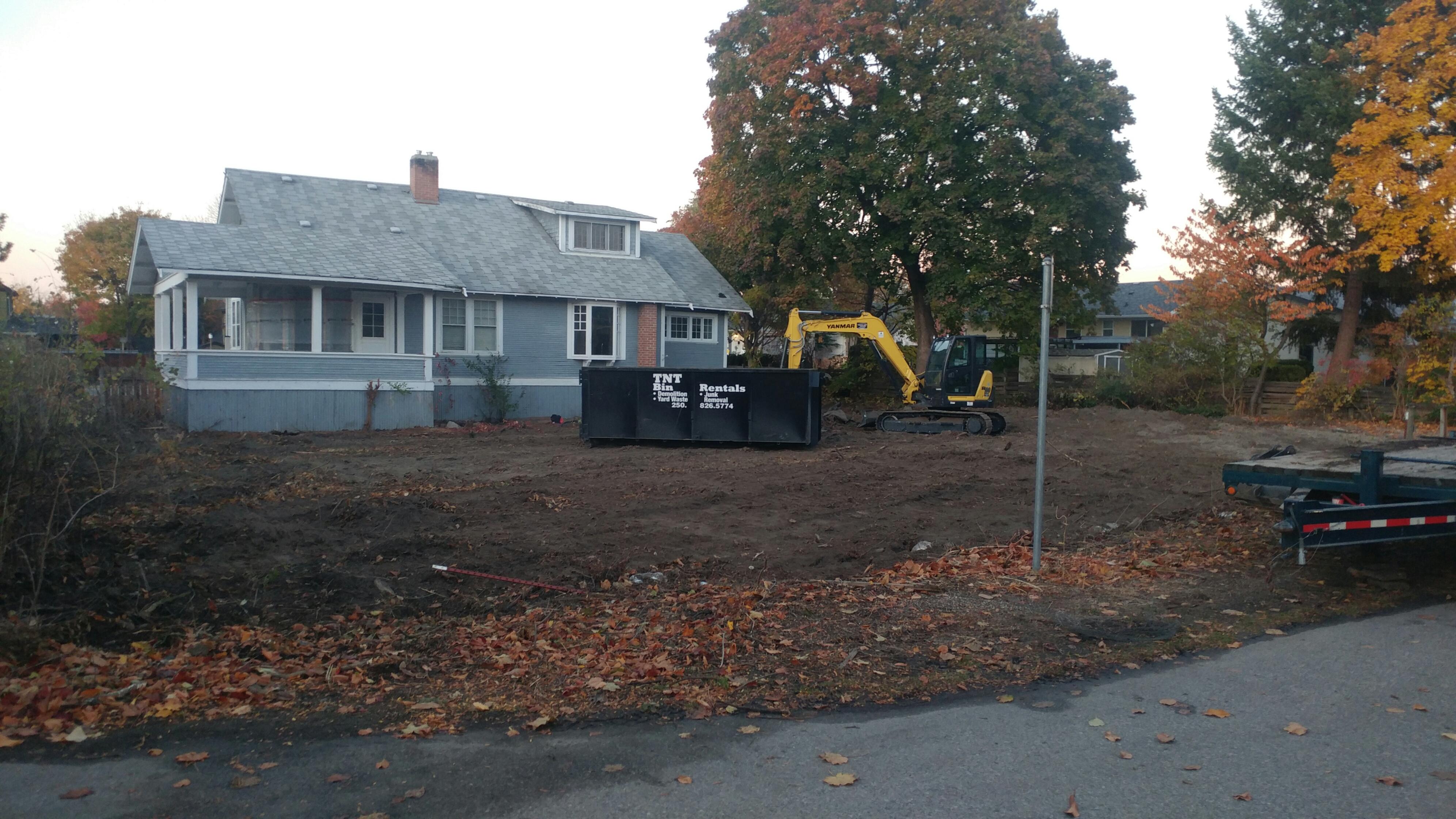 Demolition Bin Rentals Kelowna